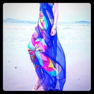 Other - BEAUTIFUL BEACH WRAP